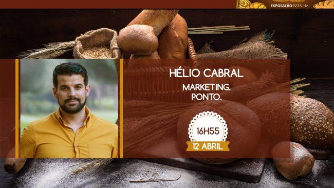 """Conferência """"Receitas de Marketing: Os ingredientes para o sucesso"""""""