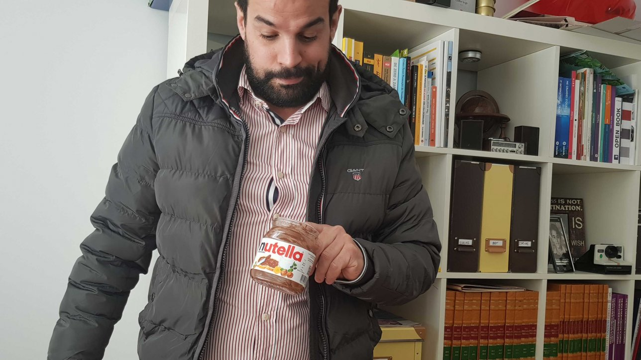 Dia Internacional da Nutella