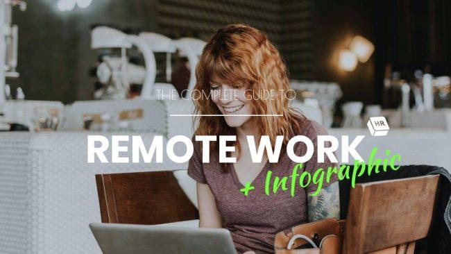 Trabalhar a partir de casa: um guia completo
