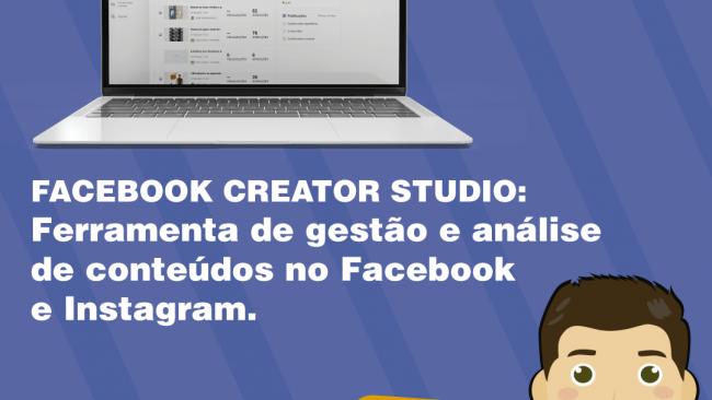 Estúdio de criação do Facebook