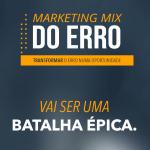 evento marketing mix do erro
