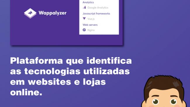 Plataforma que Identifica as Tecnologias Utilizadas em Websites e Lojas Online