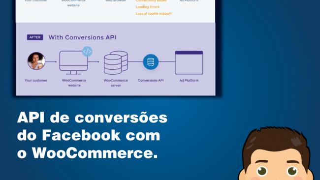 API de Conversões do Facebook com o WooCommerce