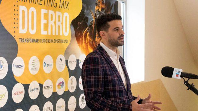 Missão cumprida. O 1º Evento em Portugal que aborda a Importância do Erro no Marketing aconteceu… e em formato presencial