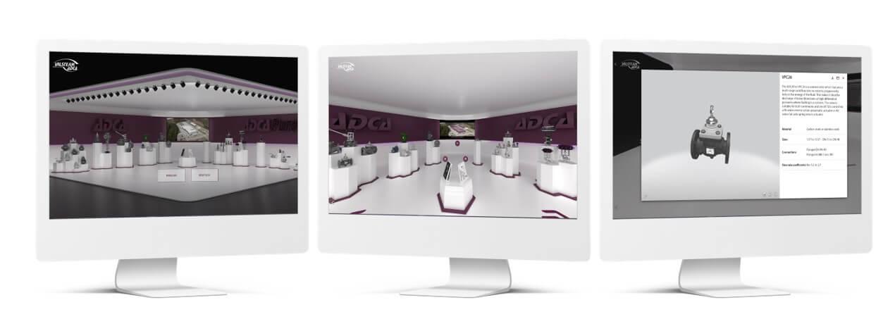 Criação de loja virtual e venda online com experiência visual avançada